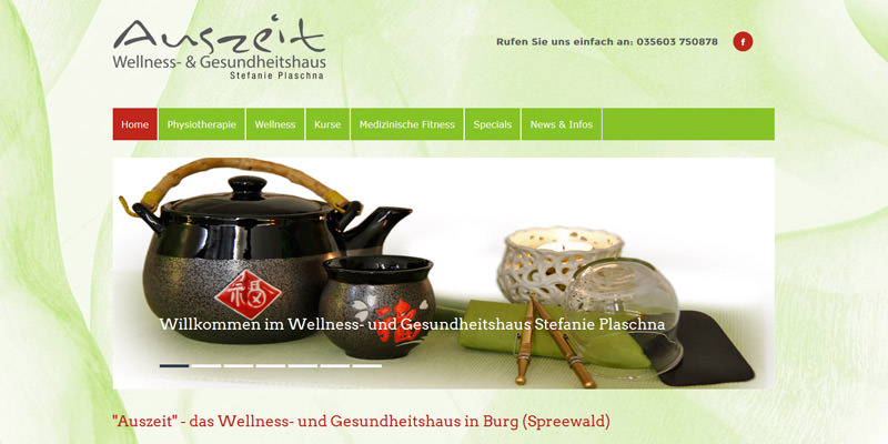 Auszeit - Wellness- & Gesundheitshaus