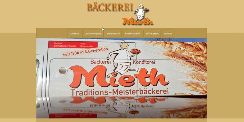 Bäckerei Mieth in Burg (Spreewald)