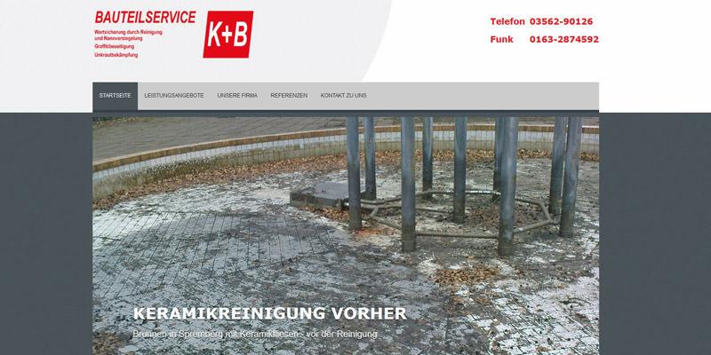 Bauteilservice K+B