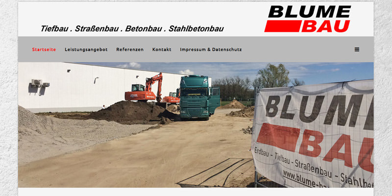 Blume Bau GmbH