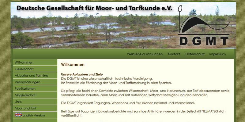 Deutsche Gesellschaft für Moor- und Torfkunde e.V.