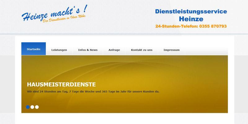 Dienstleistungsservice Heiko Heinze