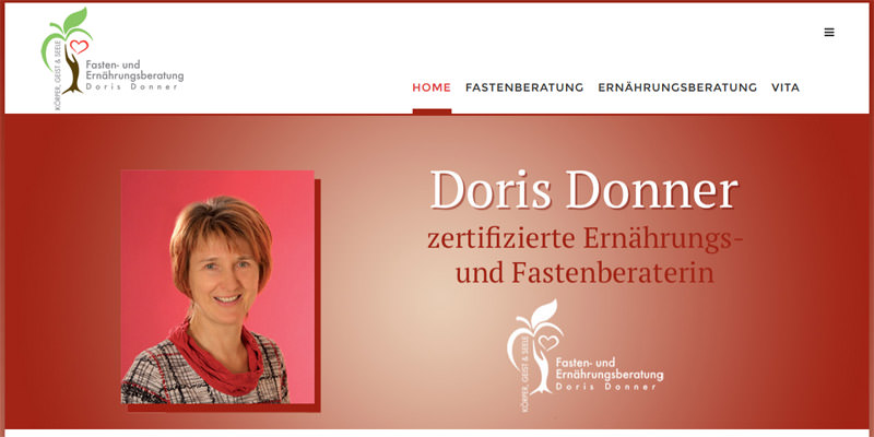 Doris Donner - Fastenberaterin