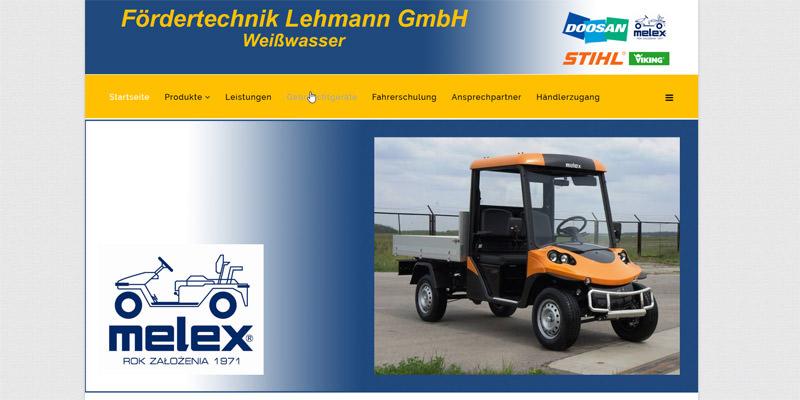 Fördertechnik Lehmann GmbH Weißwasser