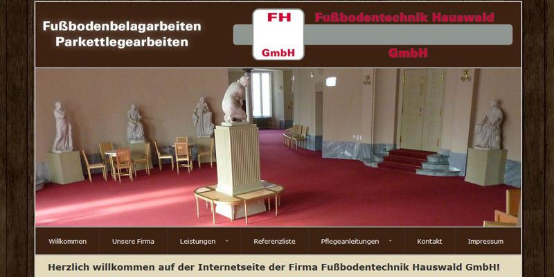 Fußbodentechnik Hauswald GmbH