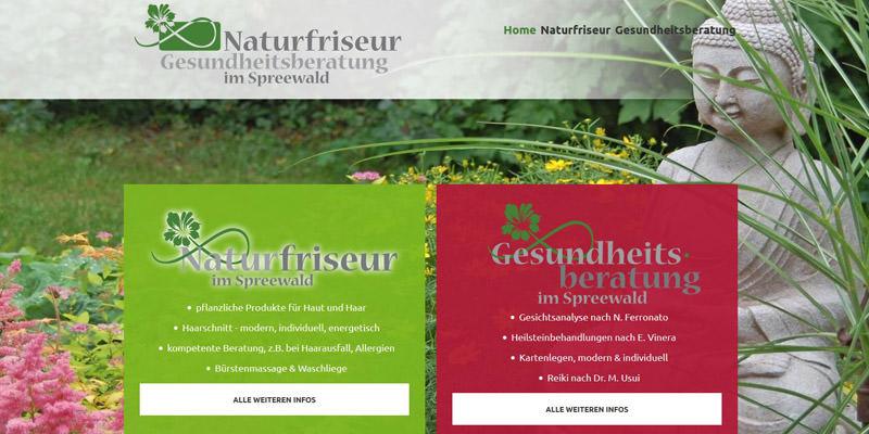 Naturfriseur & Gesundheitsberatung im Spreewald