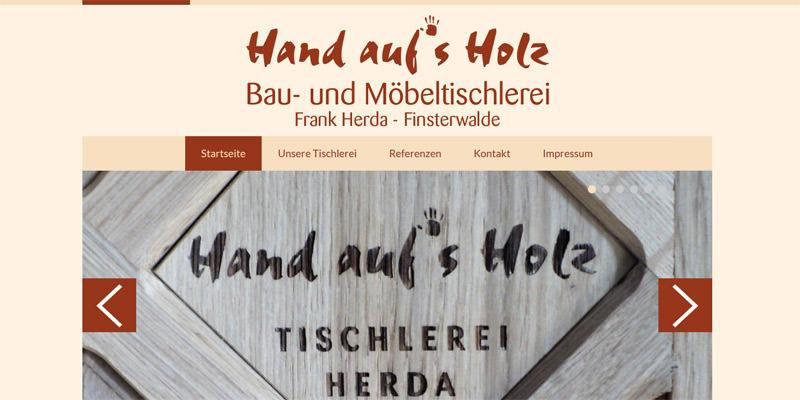 Tischlerei Herda Finsterwalde
