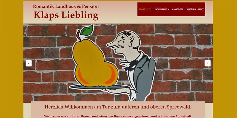 Klaps Liebling - Landhaus & Pension