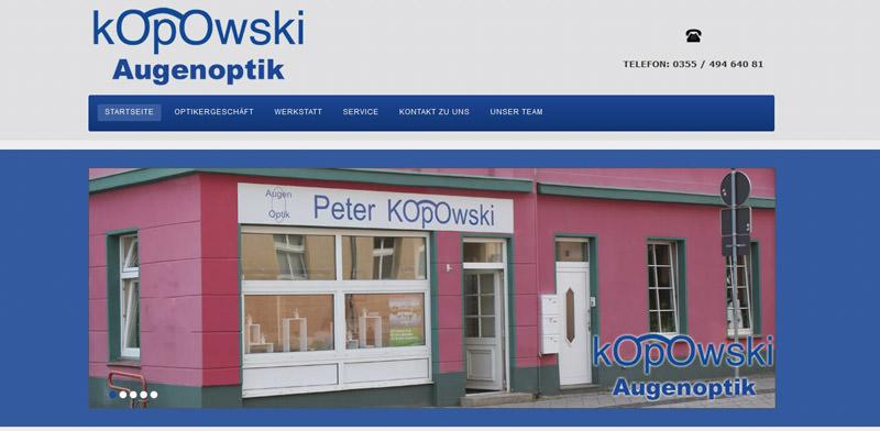 Optikermeister Kopowski