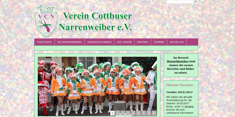 Verein Cottbuser Narrenweiber e.V.