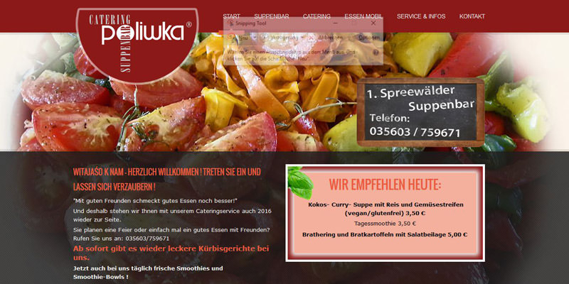Suppenbar Poliwka