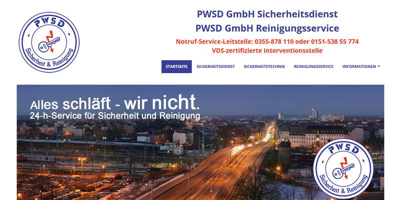 PWSD GmbH Sicherheitsdienst