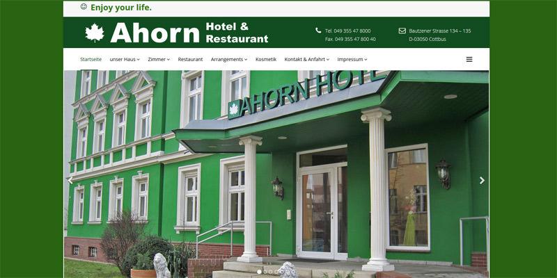 Ahorn Hotel Cottbus