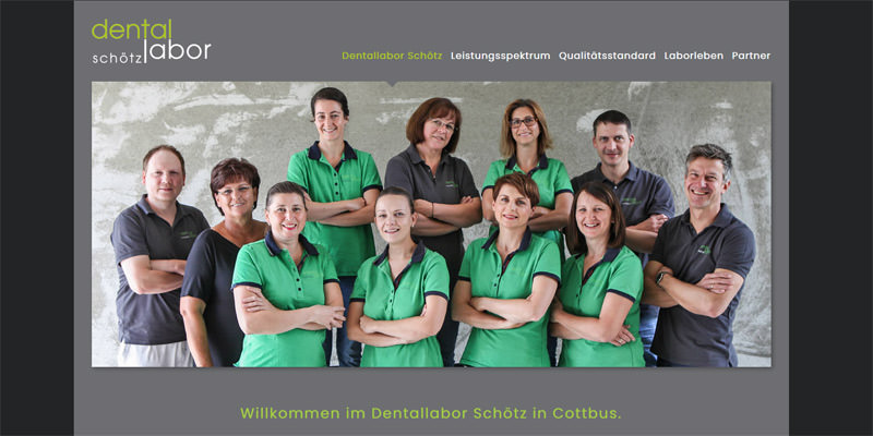 Dentallabor Schötz Cottbus