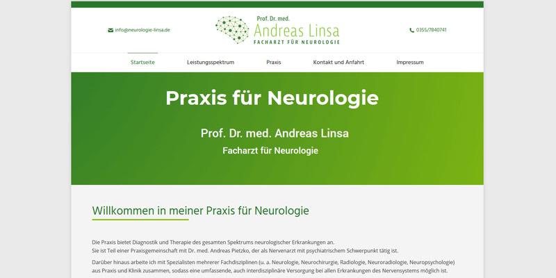 Neurologie Prof. Dr. Linsa
