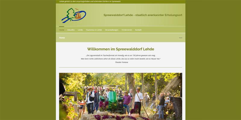 Förderverein Spreewalddorf Lehde