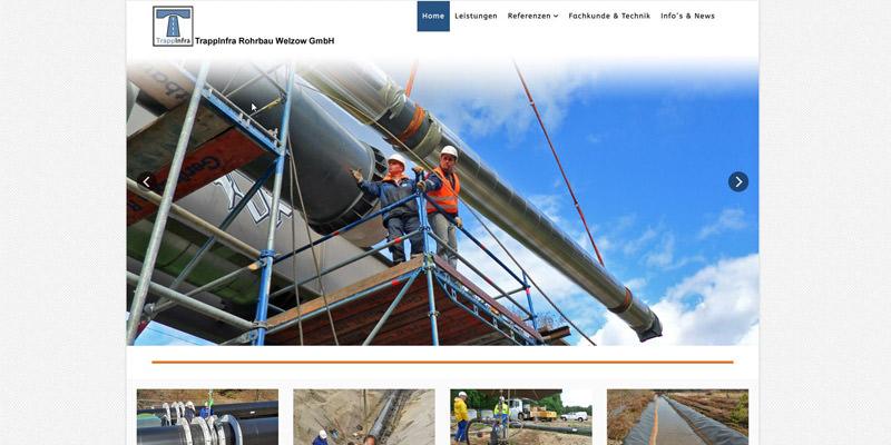 Trappinfra Rohrbau Welzow GmbH